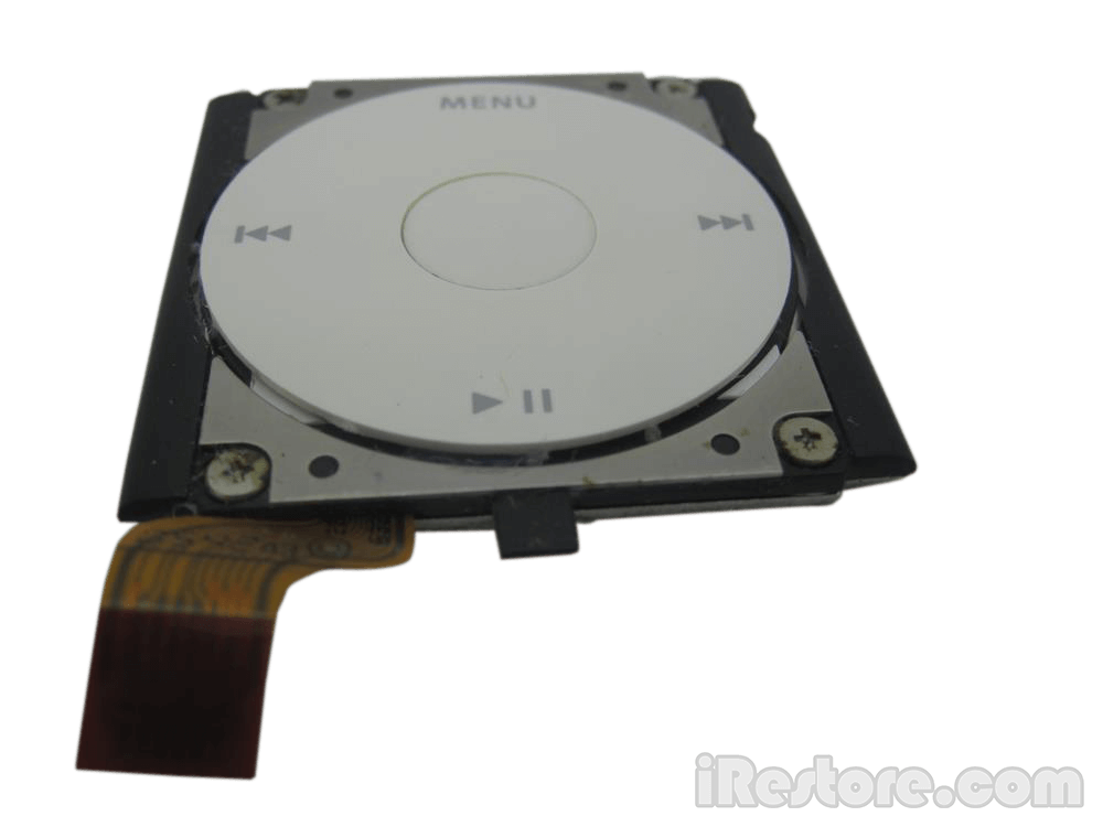ipod mini click wheel repair