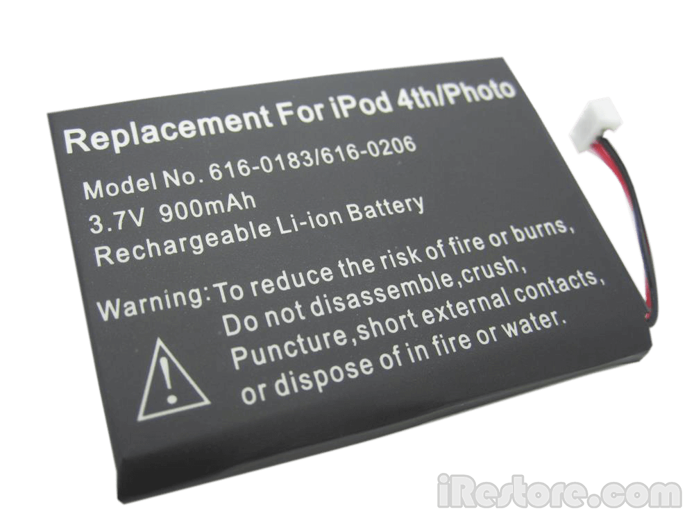 ipod 4g battery replacement