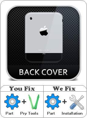 ipod back cover repair