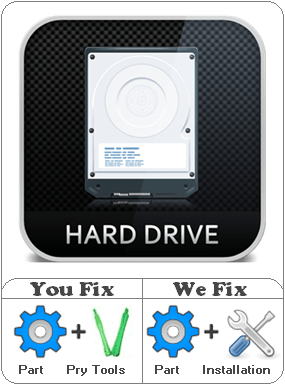 ipod hard drive replacement
