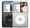 ipod classic back cover