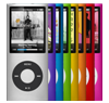 ipod nano screen