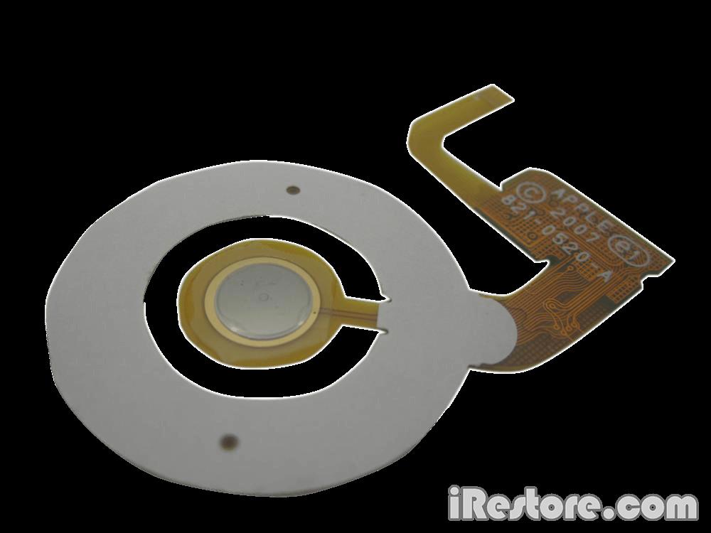 ipod nano 3g click wheel replacement