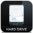 ipod video hard drive